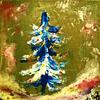 """OH CHRISTMAS TREE"" ~ SOLD"