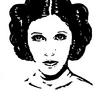 """PRINCESS LEIA"" ~ SOLD"
