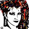 """CYNDI LAUPER"" ~ SOLD"
