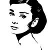 """AUDREY HEPBURN ~ TIMELESS "" ~ SOLD"