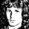 """JIM MORRISON"" (THE DOORS) ~ SOLD"