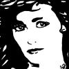 """LOIS LANE - MARGOT KIDDER"" ~ 6X6 = $100.00"