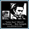 """JAMES DEAN"" (GIANT) ~ WITH PHOTO REFERENCE ~ 24X24 ~ $300,00"