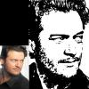 """BLAKE SHELTON"" WITH PHOTO REFERENCE"