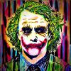 """HEATH LEDGER - THE JOKER"" ~ SOLD"